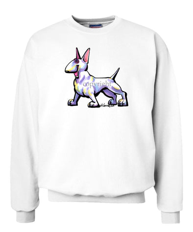 Bull Terrier - Cool Dog - Sweatshirt