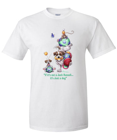 Jack Russell Terrier - Not Just A Dog - T-Shirt