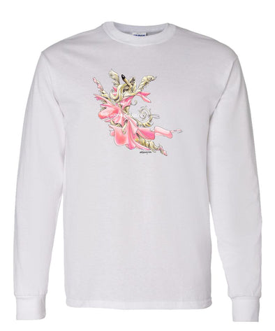 Afghan Hound - Ballet - Mike's Faves - Long Sleeve T-Shirt