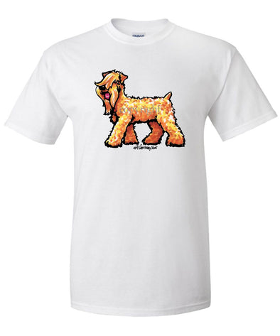 Soft Coated Wheaten - Cool Dog - T-Shirt