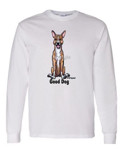 Basenji - Good Dog - Long Sleeve T-Shirt