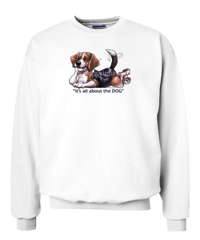 Beagle - All About The Dog - Sweatshirt