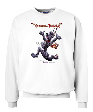 Giant Schnauzer - Treats - Sweatshirt