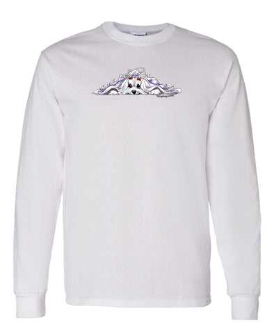 Maltese - Rug Dog - Long Sleeve T-Shirt