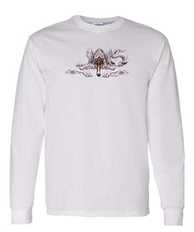 Borzoi - Rug Dog - Long Sleeve T-Shirt