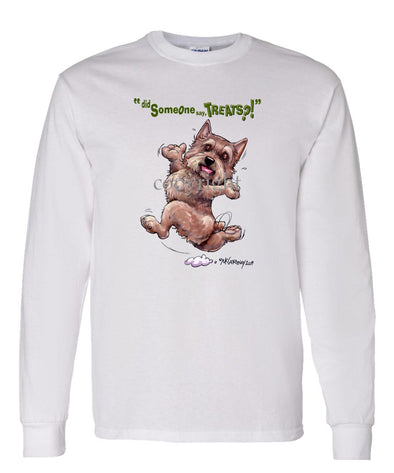 Norwich Terrier - Treats - Long Sleeve T-Shirt