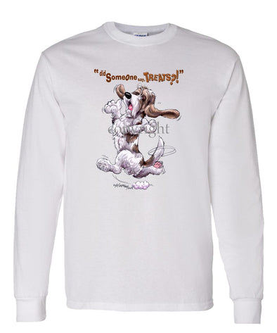Petit Basset Griffon Vendeen - Treats - Long Sleeve T-Shirt