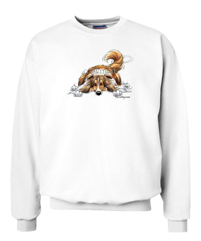 Collie - Rug Dog - Sweatshirt