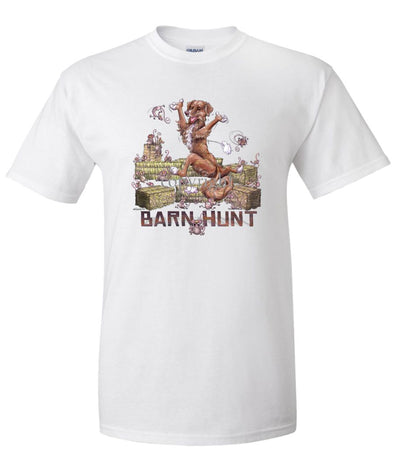Nova Scotia Duck Tolling Retriever - Barnhunt - T-Shirt