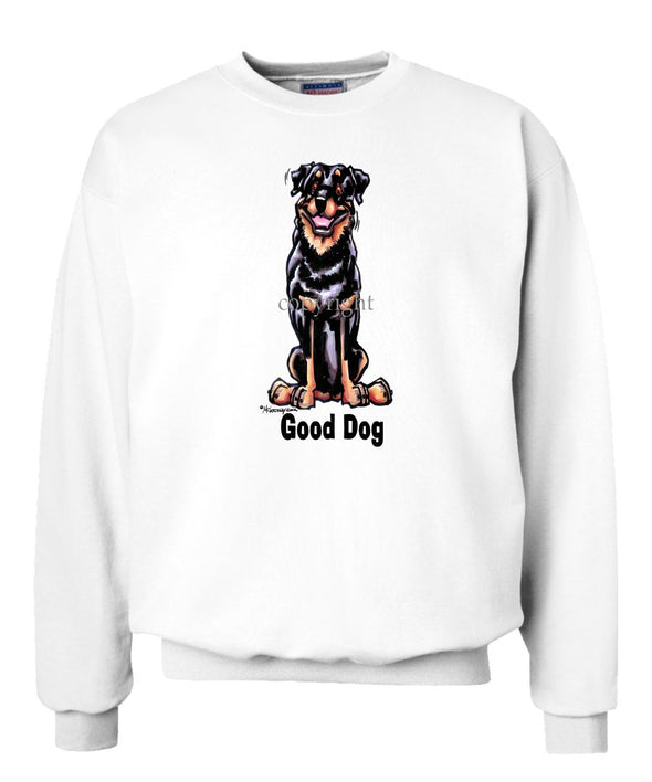 Rottweiler - Good Dog - Sweatshirt