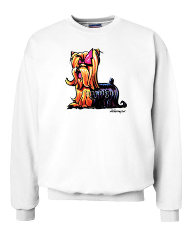 Yorkshire Terrier - Cool Dog - Sweatshirt