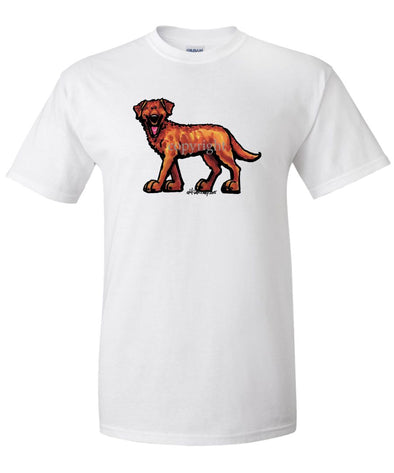 Chesapeake Bay Retriever - Cool Dog - T-Shirt