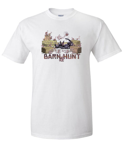Scottish Terrier - Barnhunt - T-Shirt