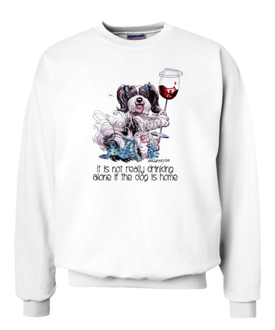 Havanese - It's Not Drinking Alone - Sweatshirt