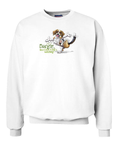 Beagle - Dance Like Everyones Watching - Sweatshirt