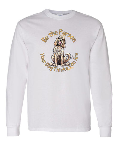 Otterhound - Be The Person - Long Sleeve T-Shirt