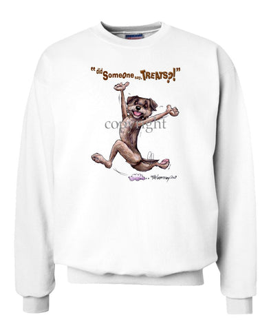 Border Terrier - Treats - Sweatshirt