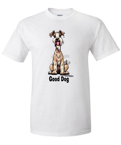 Lakeland Terrier - Good Dog - T-Shirt
