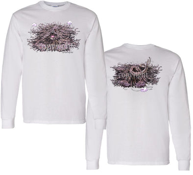 Puli - Coming and Going - Long Sleeve T-Shirt (Double Sided)