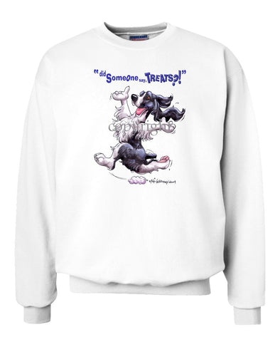 English Springer Spaniel - Treats - Sweatshirt