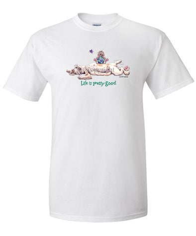 Spinoni - Life Is Pretty Good - T-Shirt