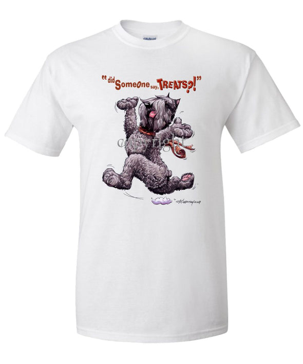 Bouvier Des Flandres - Treats - T-Shirt