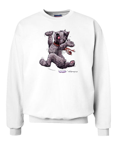 Bouvier Des Flandres - Happy Dog - Sweatshirt