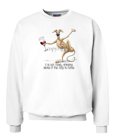 Greyhound - It's Drinking Alone 2 - Sweatshirt