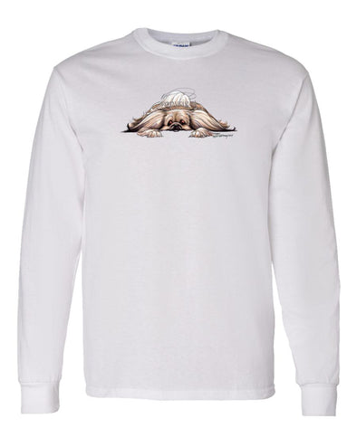 Pekingese - Rug Dog - Long Sleeve T-Shirt