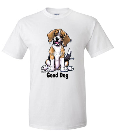 Beagle - Good Dog - T-Shirt