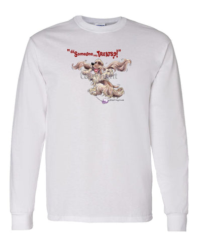 Cocker Spaniel - Treats - Long Sleeve T-Shirt
