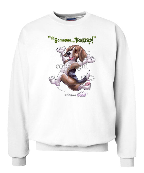 Beagle - Treats - Sweatshirt