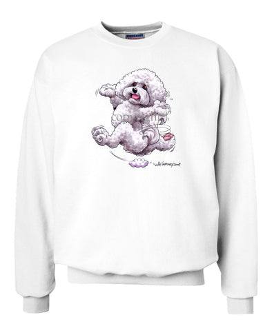 Bichon Frise - Happy Dog - Sweatshirt