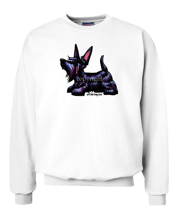 Scottish Terrier - Cool Dog - Sweatshirt
