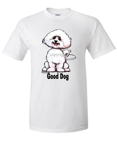 Bichon Frise - Good Dog - T-Shirt