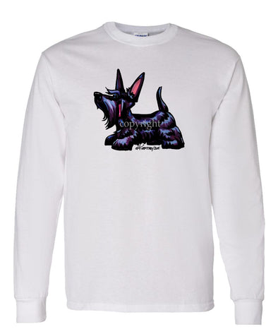 Scottish Terrier - Cool Dog - Long Sleeve T-Shirt