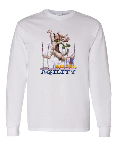Otterhound - Agility Weave II - Long Sleeve T-Shirt