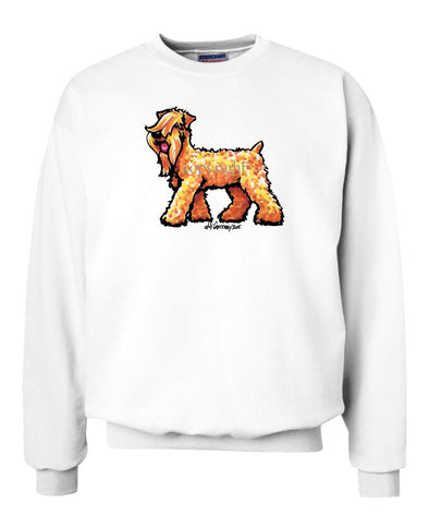 Soft Coated Wheaten - Cool Dog - Sweatshirt