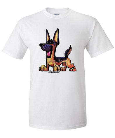German Shepherd - Cool Dog - T-Shirt