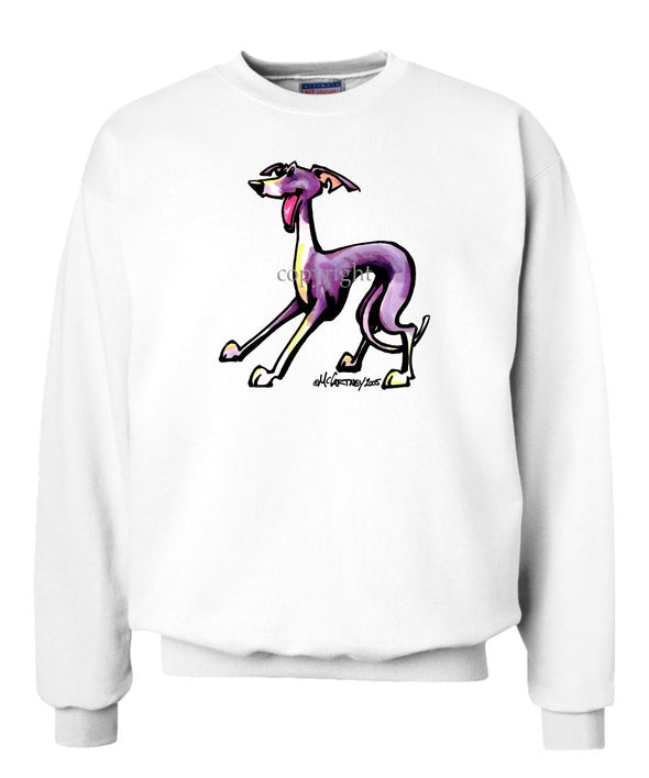 Italian Greyhound - Cool Dog - Sweatshirt