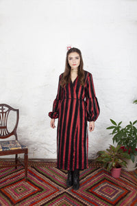 RED OF PERA CAFTAN - oha