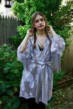 Above The Clouds Unisex Kimono - Oha