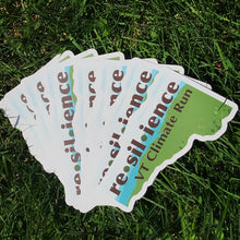 Resilience All-Weather Sticker