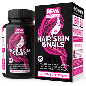 Premium Biotin Hair Growth Formula, Hair Skin & Nails