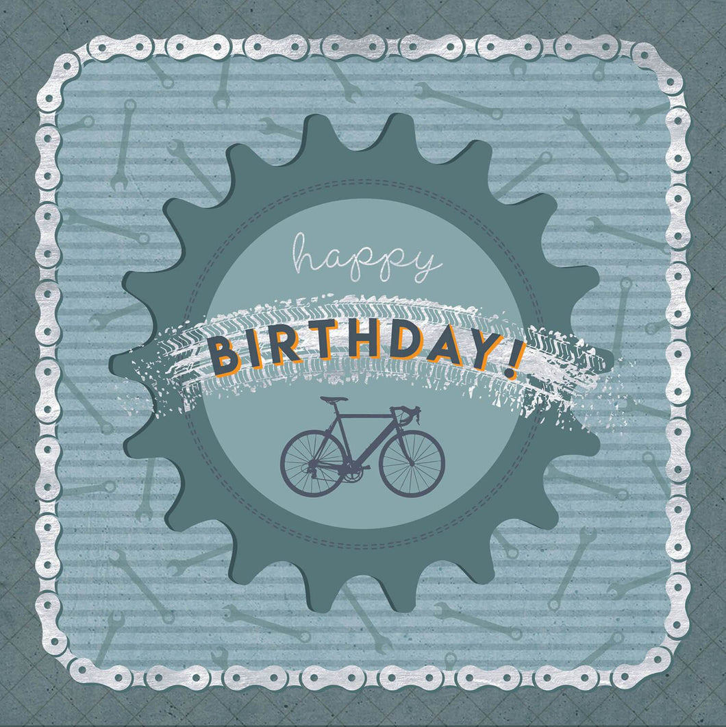 Happy Birthday Cycle