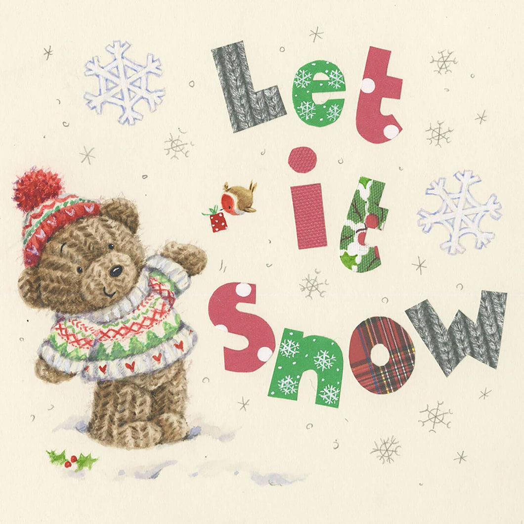 Let It Snow Heston