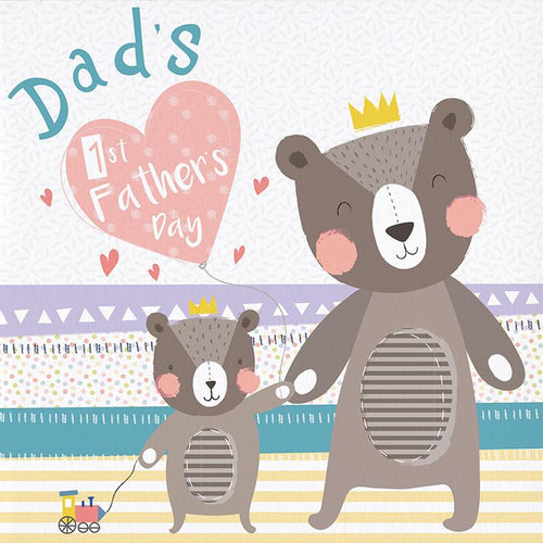 Daddy Bear Father's Day