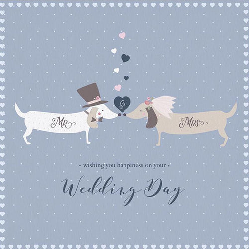 Wishing You Happiness on your Wedding Day