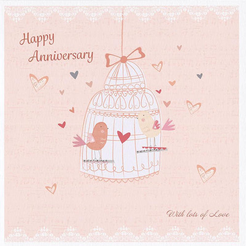 Lots of Love Anniversary