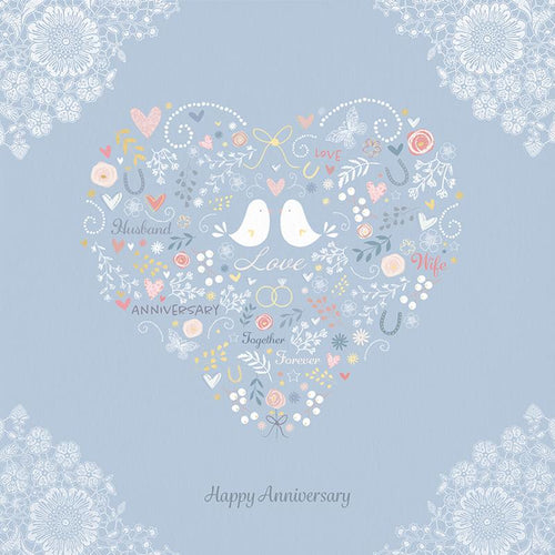 Love Birds Anniversary